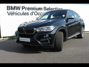 BMW X6 XDRIVE 30DA 258 EXCLUSIVE  Occasion