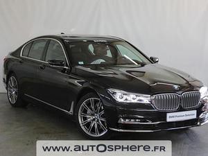 BMW dA xDrive 265ch Exclusive  Occasion