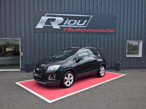 CHEVROLET Trax TRAX 1.7 VCDI 130 LT+ S&S  Occasion