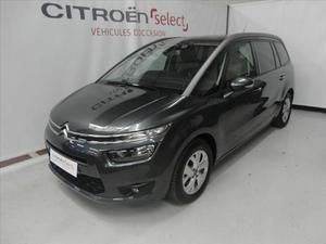 Citroen GRAND C4 PICASSO BLUEHDI 120CH INTENSIVE S&S EAT6