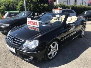 Mercedes-benz CLK cabriolet 320 CDI AVANTGARDE 7GTRO PACK