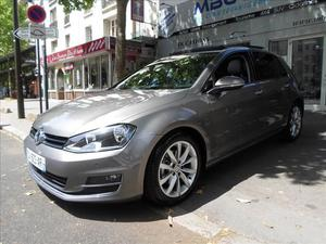 Volkswagen Golf Golf 1.4 TSI 140 ACT BlueMotion Technology