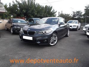 BMW Coupé 220d 190 ch M Sport A