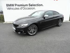 BMW SÉRIE 4 COUPÉ 420D XDRIVE 184 M SPORT  Occasion