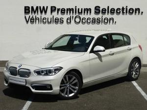 BMW Serie dA 150ch UrbanChic 5p  Occasion