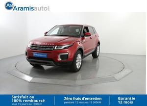 LAND-ROVER Range Rover Evoque eDWD Pure +Toit pano
