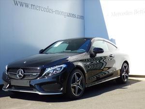 Mercedes-benz CLASSE C COUPÉ 43 AMG 367CH 4M 9G-TRO