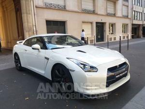 Nissan GT-R 3.6 V6 PREMIUM EDITION BVA blanc metal