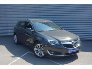 Opel Insignia sports tourer 1.6 CDTI 136 ch ecoFlex