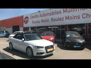 Audi A3 CABRIOLET CABRIOLET 2.0 TDI 150 AMBITION LUXE STRO