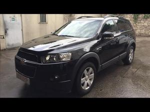 Chevrolet Captiva - WD