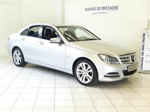 Mercedes-Benz Classe C 220 CDI BE Avantgarde Executive