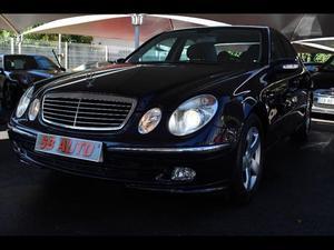 Mercedes-Benz Classe E CLASSE E (W V6 PACK LUXE