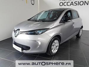 RENAULT ZOE Life charge rapide Type  Occasion