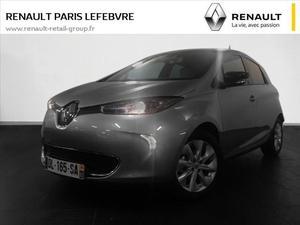 Renault Zoe ZEN  Occasion