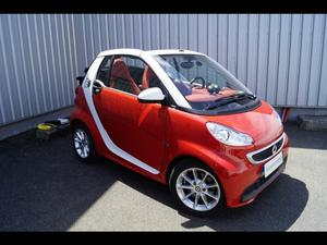 SMART Fortwo Cabriolet Electric drive  Occasion