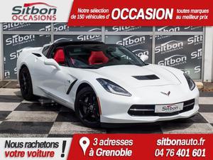 CHEVROLET Corvette C7 STINGRAY 2LT targa 6.2 V8 4