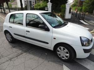 Renault Clio Renault Clio l Dci 65 cv d'occasion