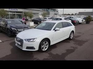AUDI A4 A4 AVANT Design TDI 150 + Cuir + Matrix LED + Toi