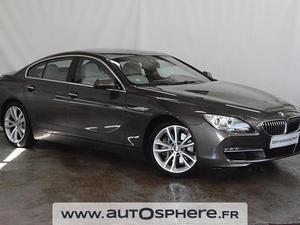 BMW Serie dA 313ch Exclusive  Occasion