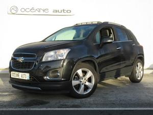 CHEVROLET Trax 1.7 VCDi 130 LT+ S&S  Occasion