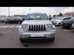 JEEP Cherokee Cherokee Limited 2.8 CRD 177 Automatique 4x4