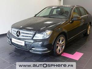 Mercedes-Benz Classe C 220 CDI BE Edition Avantgarde