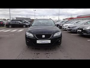 seat exeo st 20 tdi 170 ch gran via cozot voiture. Black Bedroom Furniture Sets. Home Design Ideas