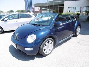 VOLKSWAGEN New beetle BEETLE CAB CH CARAT TIPTRONNIC
