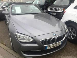 BMW Série 6 Cabriolet 640iA xDrive 320ch Exclusive