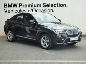 BMW X4 XDRIVE35DA 313 XLINE  Occasion