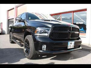 Dodge Ram  CREW CAB SPORT BLACK EDITION 5.7 L HEMI 4X4