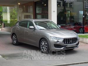 Maserati Levante 3.0 v6 bi turbo 430s gris