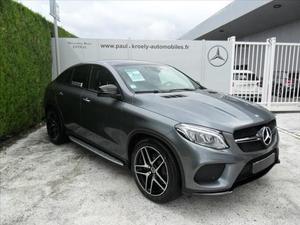 Mercedes-benz GLE COUPÉ 350D 258CH SPORTLINE 4MATIC 9G-TRO