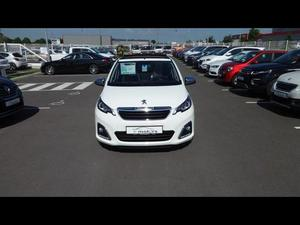 PEUGEOT 108 Collection Top! Vti 68 3p  Occasion
