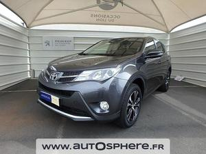 TOYOTA RAV- D-4D Life Edition 2WD  Occasion