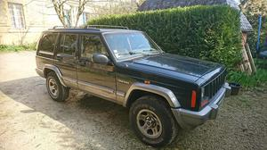 JEEP Cherokee 2.5 TD Limited