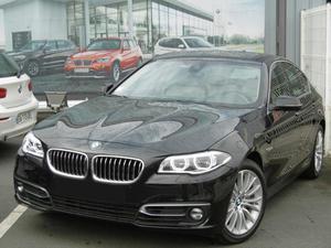 BMW Série i 245ch Luxury  Occasion