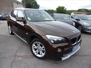 BMW X1 CONFORT X-DRIVE 118 D 143 CV CLIM RADAR AUDIO MP3