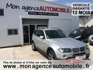 BMW X3 2l X-drive LUXE  Occasion