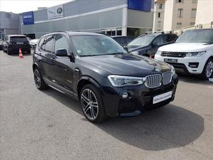 BMW X3 XDRIVE35DA 313 M SPORT  Occasion