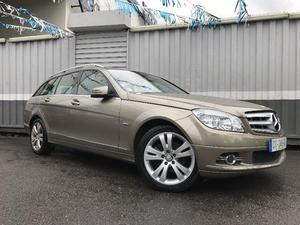 Mercedes-Benz Classe C CLASSE C BREAK (S CDI