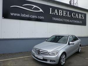 Mercedes-Benz Classe C CLASSE C (W CDI BE AVANTGARDE