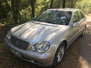 Mercedes-Benz Classe C CLASSE C (W CDI ELEGANCE BV6