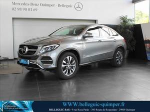 Mercedes-benz GLE COUPÉ 350D 258CH 4MATIC 9G-TRO
