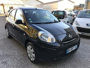 NISSAN Micra MICRA CH ACENTA  Occasion