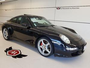 PORSCHE 911 type  COUPE (997) CARRERA 4S