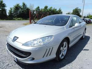 Peugeot 407 COUPE 2.0 HDI 163CH FAP NAVTEQ  Occasion