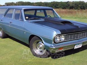 Chevrolet Chevelle 8 cylindres