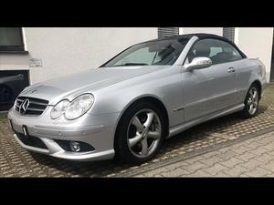 Mercedes-Benz Classe C CLASSE CLK CABRIOLET 320 CDI